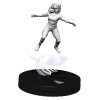 Wizkids - 漫威宇宙反轉英雄深度刻畫未上色模型「隱形女」 - Marvel - HeroClix Deep Cuts Unpainted Miniatures - Invisible Woman - 84816(NT 180)
